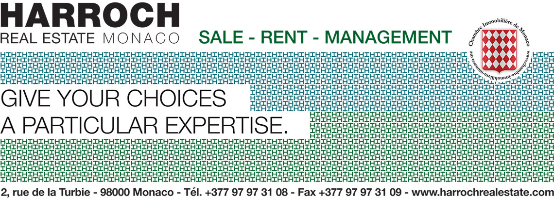 Harroch Real Estate Monaco - Sale - Rent - Management